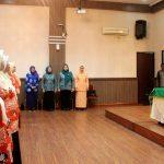 Wali Kota Medan Lantik 40 Orang Pengurus LPPLU