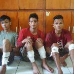 3 Pelaku Bongkar Rumah Ditembak Polisi