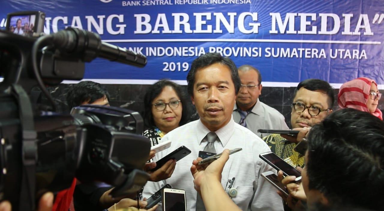Pertumbuhan Ekonomi di Sumatera Utara Sangat Baik