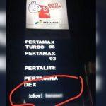 Video Hina Jokowi dan Megawati Hebohkan SPBU Marelan