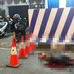 Bom Bunuh Diri di Pos Pantau Polres Sukoharjo