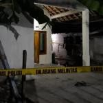 Rumah Pelaku Bom Bunuh Diri Dekat TKP