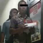 Aniaya Aktivis, Oknum Kades Hiligodu di Cyduk Polisi