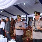 Kapolres Belawan Hadiri Sertijab Komandan Lantamal I
