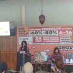 """Bazar Buku Terbesar di Dunia """"Big Bad Wolf"""" Hadir Kembali di Medan"""