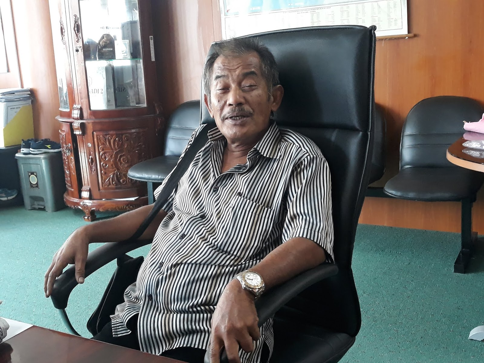 Kepala Driver Online Ditusuk, DPRD Medan: Tingkatkan Patroli di Rawan Kriminal.