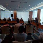 Digusur Pemko, 42 Orang Eks Pedagang Taman Ahmad Yani Mengadu Ke DPRD Sumut