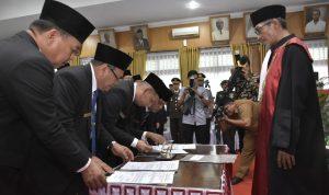Diduga Takut Diperiksa BNN, Satu Anggota DPRD Tak Hadir