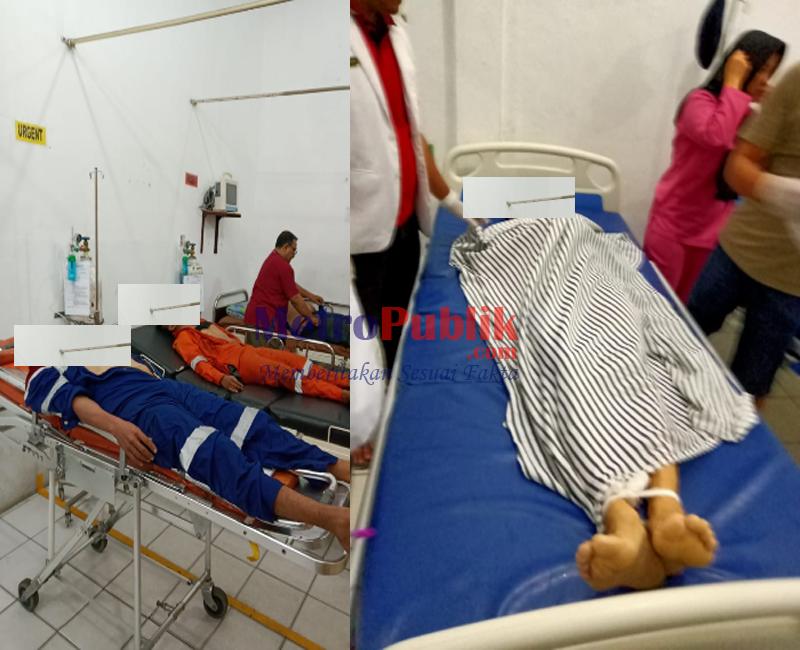 Kapal Tug Boat Tenggelam, Nakhoda Tewas dan 3 ABK Kritis