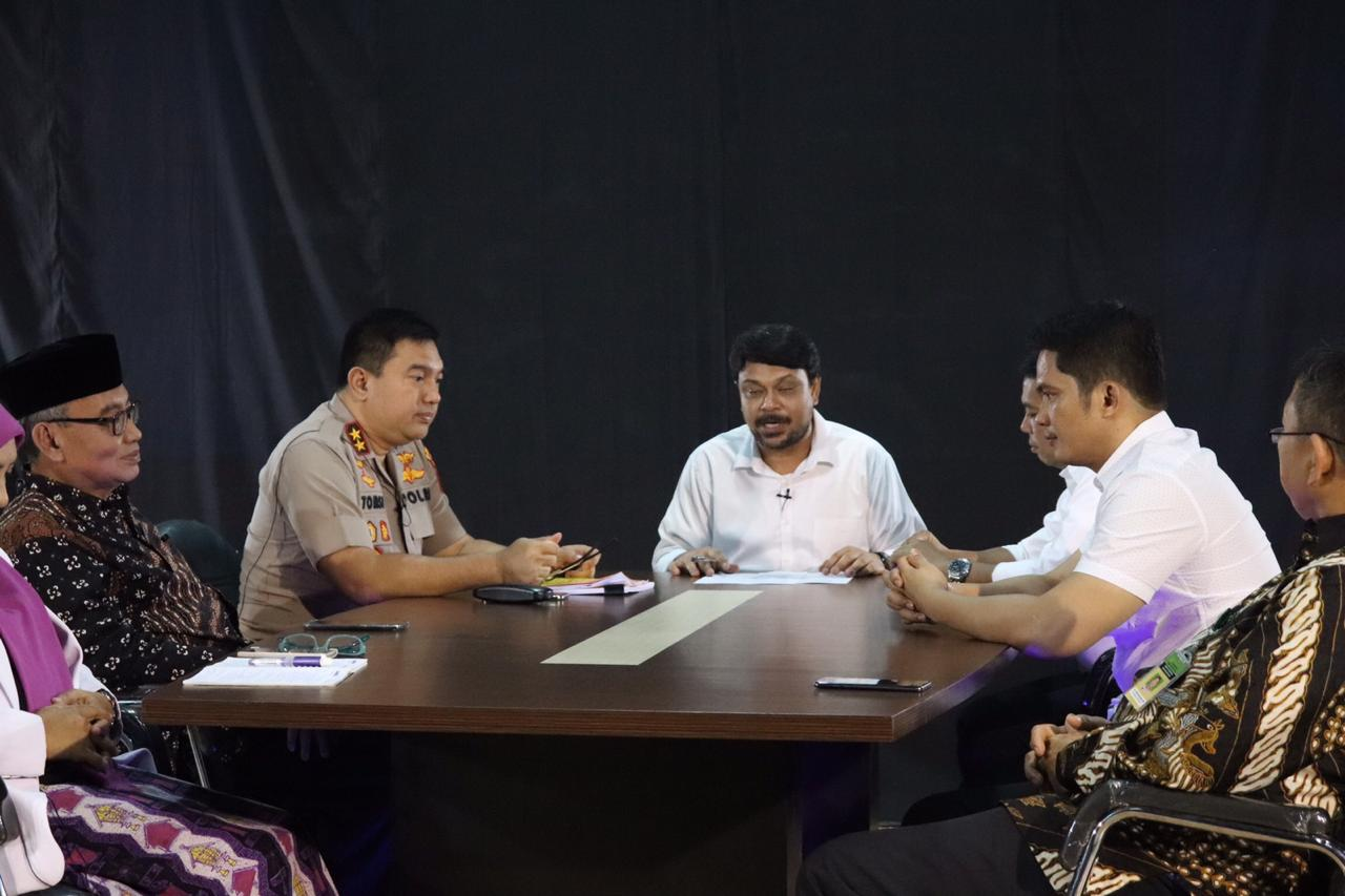 Kapolda Banten Ajak Stake holder Sikapi Maraknya Kasus Pembunuhan