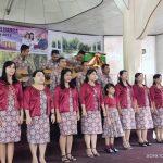 Gereja AMIN Jemaat Umbuhumene Raih Juara 1 Lomba Vocal Group