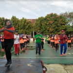 Plt Wali Kota Medan Ikuti Olahraga Kerukunan