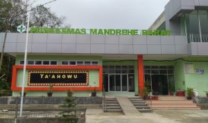 Pembangunan Puskesmas Mandrehe Barat Diduga Beraroma Korupsi