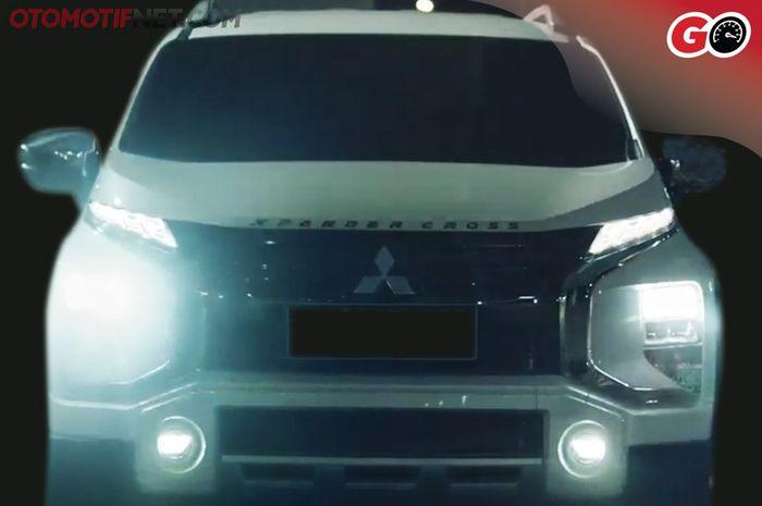 Buruan..! Mitsubishi Xpander Cross Rp 267 Juta
