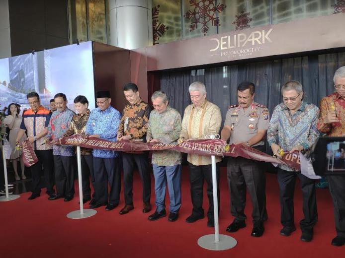 Deli Park Mall Diharapkan Jadi Icon Baru Plaza Kota Medan
