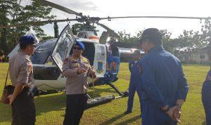 Ditpolairud Polda Banten Siapkan 1 Helikopter untuk Pencarian WNA yang Hilang saat Menyelam