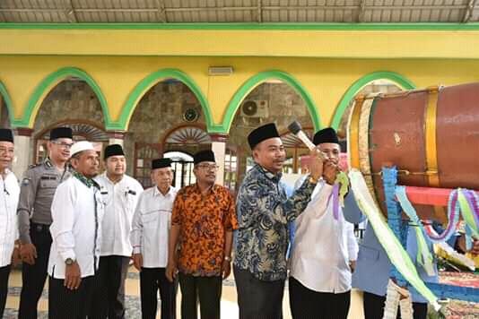 Festival Anak Sholeh Indonesia dan Pekan Seni Islam BKPRMI Dibuka