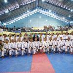 912 Atlit Karate Ikuti Kejuaran Karate Piala Wali Kota Open VI Tahun 2019