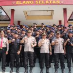 Kapolda Banten Laksanakan Kunker ke Mako Brimob Panggarangan