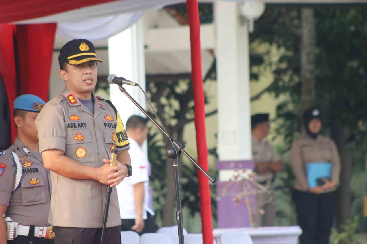 Polres Tangerang Siap Amankan Pilkades Serentak 2019
