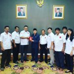 Bahas Perkembangan Riau, DPD Projo Riau Silahturahmi dengan Gubernur Riau