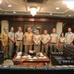 BPN Kota Medan Minta Dukungan Pemko Medan Sukseskan Program PTSL