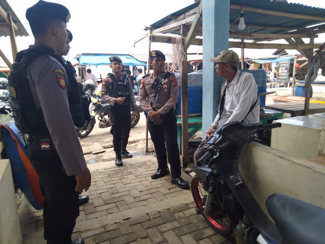 Berikan Rasa Aman, Dit Samapta Polda Banten Rutin Laksanakan Giat Patroli