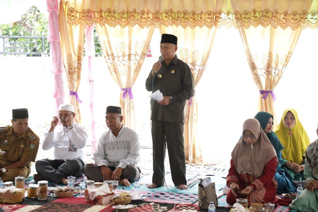 Bupati Asahan Menghadiri Pengajian Akbar