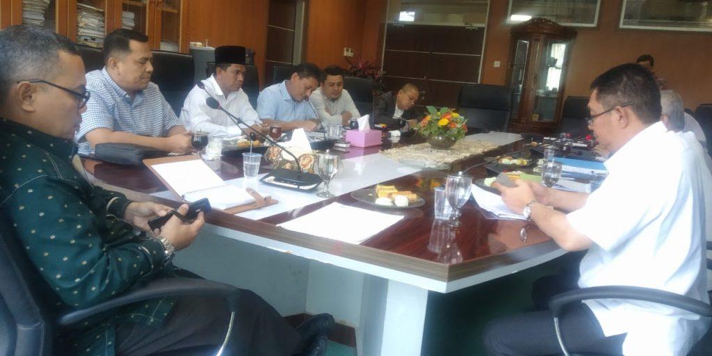 DPRD Medan Pertanyakan Peran Kesbangpol Dalam Memberantas Narkoba