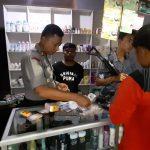 Penjual Obat Terlarang di Tangkap Polisi