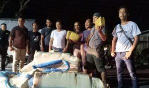 Polisi Berhasil Gagalkan 250 Kg Ganja Kering, 1 Pelaku Dihadiahi Timah Panas