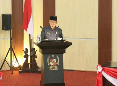 Sekda Sampaikan Jawaban Kepala Daerah Terhadap Pemandangan Umum Fraksi-Fraksi DPRD Kota Medan