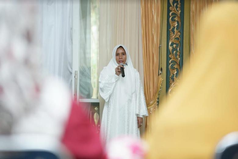 Tingkatkan Ukhuwah Islamiyah