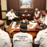 YIMS Minta Pemko Medan Bantu Pengurusan Sertifikat Wakaf Masjid Jamik