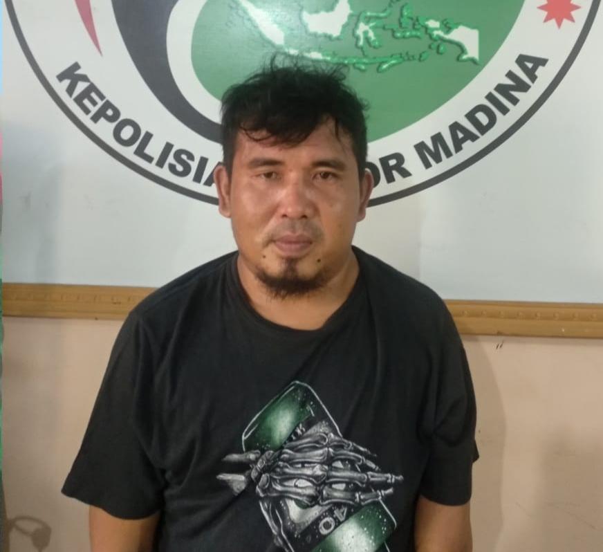DPO Sobar Berhasil di Ringkus Polisi
