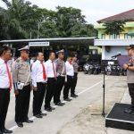Kapolres Tangerang Berikan Reward