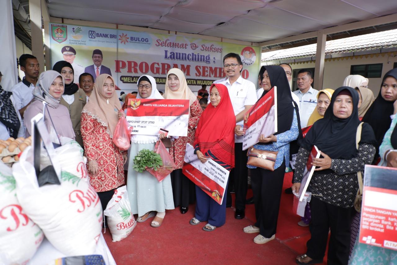 Launching Program Sembako