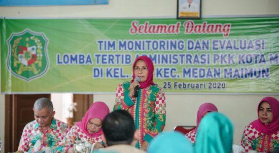 Nurul Akhyar Monitoring Kelurahan Jati