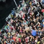 Ratusan Masyarakat Natuna Mengungsi