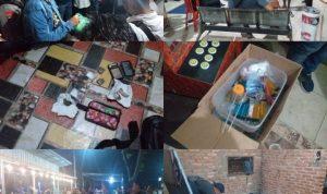 Tim GKN Grebek Kampung Narkoba di Jermal