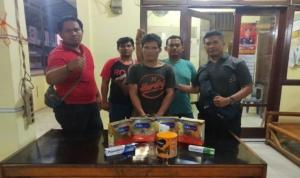Gobang Ditangkap Polisi