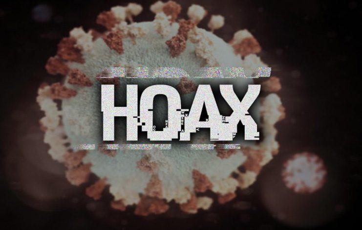 Jangan Sebarkan Hoax Virus Corona