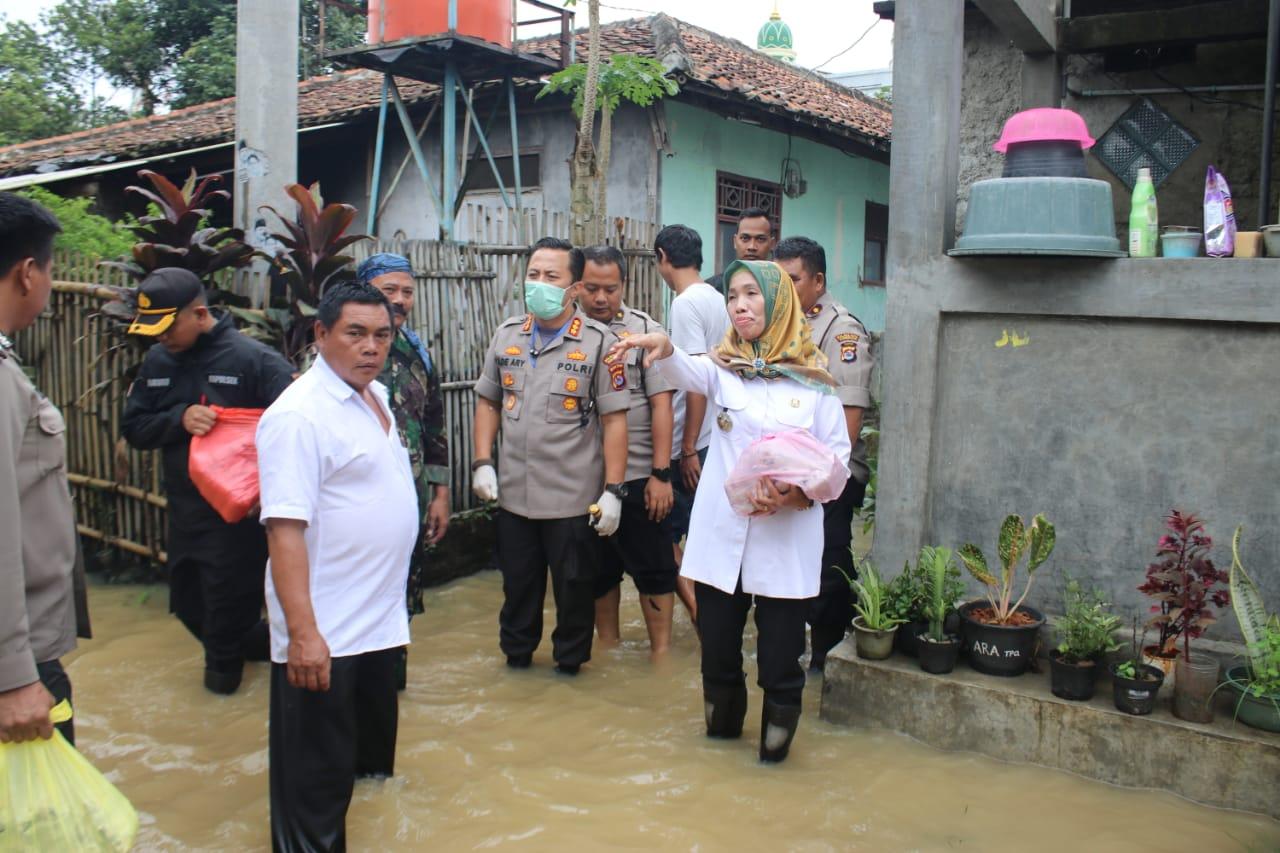 Kapolresta Tangerang Gelar Bhakti Sosial