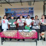 Paparkan Pengungkapan Kasus Tindak Pidana Narkotika dan Kriminal