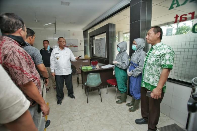 RSU Sari Mutiara Siap Laksanakan Screening Awal Pasien Covid-19