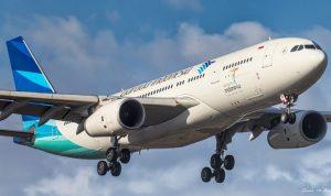 Daftar Rute Pesawat Garuda