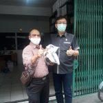 Ketua DPRD Medan Bagikan 40 Karung Beras