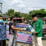 PC Himmah Bagikan Masker Geratis Saat Wabah Covid 19