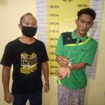 Sat Narkoba Polres Sergai Tangkap Kurir Sabu