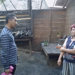Rumah Anemala Zebua Terbakar